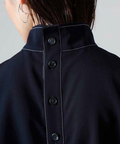 CAST: / キャスト コロン シャツ・ブラウス | バックボタンシャツ | 詳細14
