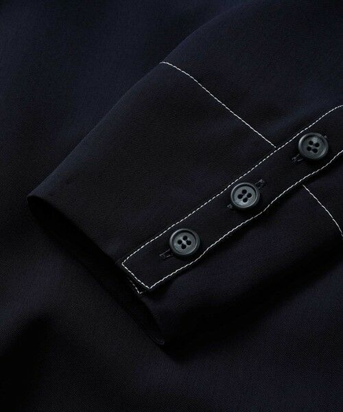CAST: / キャスト コロン シャツ・ブラウス | バックボタンシャツ | 詳細17