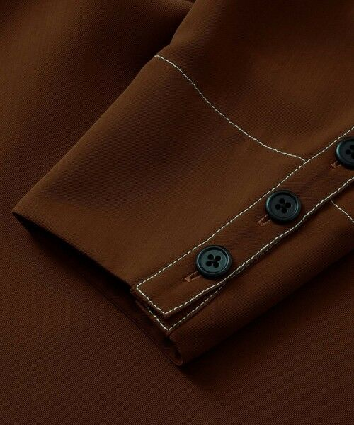 CAST: / キャスト コロン シャツ・ブラウス | バックボタンシャツ | 詳細19