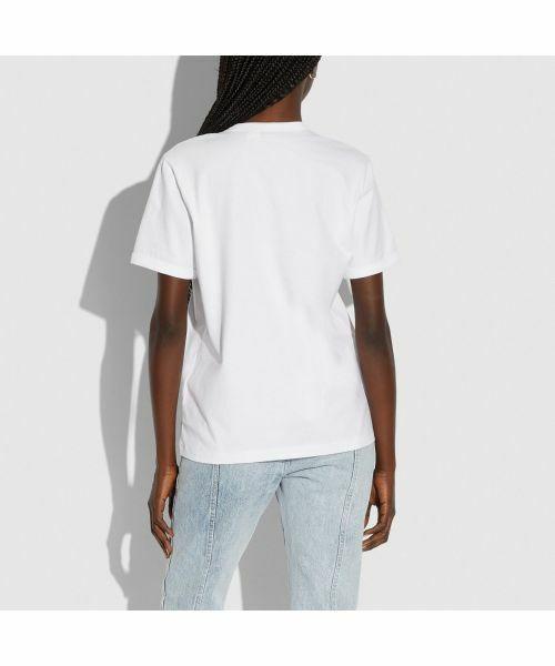 COACH / コーチ Tシャツ   【日本限定】シグネチャー サーフ レキシー Tシャツ   詳細3