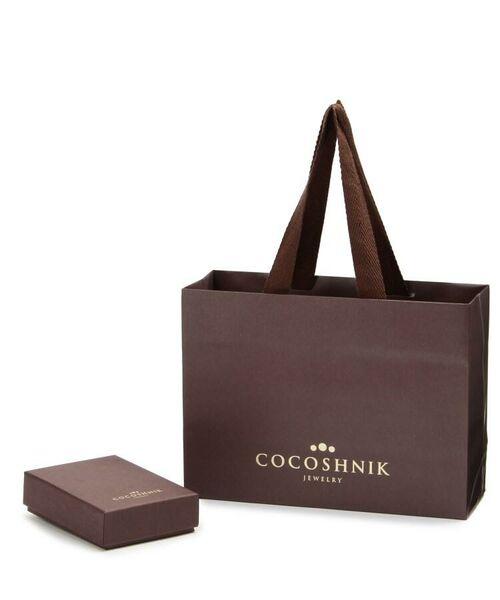 COCOSHNIK / ココシュニック ネックレス・ペンダント・チョーカー | スクリューソード 正面フープ ネックレス | 詳細5
