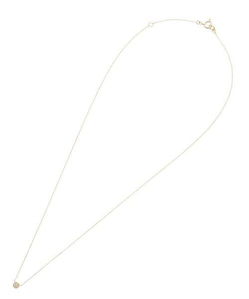 COCOSHNIK / ココシュニック ネックレス・ペンダント・チョーカー | ダイヤモンド フチミル ネックレス | 詳細1