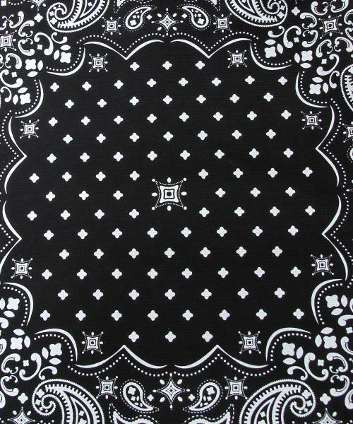 coen / コーエン トートバッグ | 【WEB限定】【Market】バンダナパターントートバッグ | 詳細8