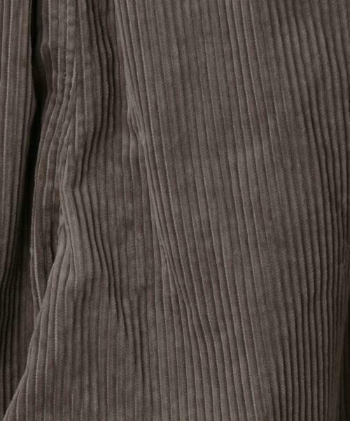 coen / コーエン その他パンツ | 【10/20「ヒルナンデス!」放映・『VERY』10月号掲載・『LEE』11月号掲載】コーデュロイワイドパンツ | 詳細12