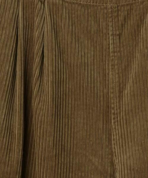 coen / コーエン その他パンツ | 【10/20「ヒルナンデス!」放映・『VERY』10月号掲載・『LEE』11月号掲載】コーデュロイワイドパンツ | 詳細18