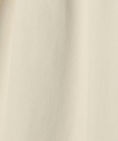 coen / コーエン チノ・ワークパンツ | 【『リンネル』2017/11月号掲載】ウエストリボンチノパンツ | 詳細8