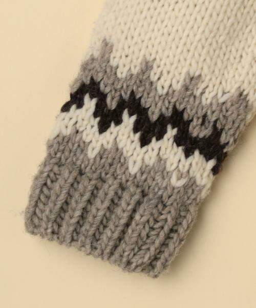coen / コーエン ニット・セーター | ハンドニットロングカーディガン | 詳細3