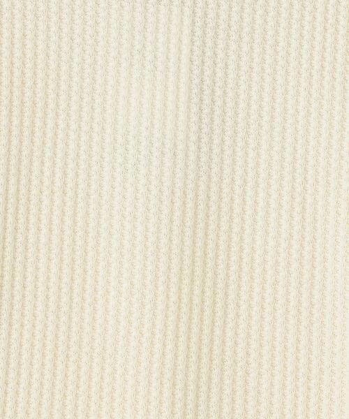 coen / コーエン カットソー | 【新色登場】サーマルクルーネックカットソー | 詳細2