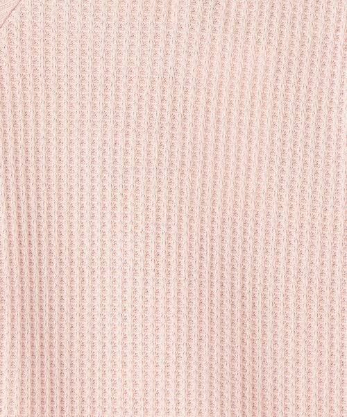 coen / コーエン カットソー | 【新色登場】サーマルクルーネックカットソー | 詳細9
