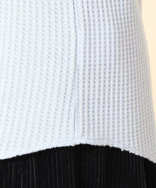 coen / コーエン カットソー | 【新色登場】サーマルクルーネックカットソー | 詳細15