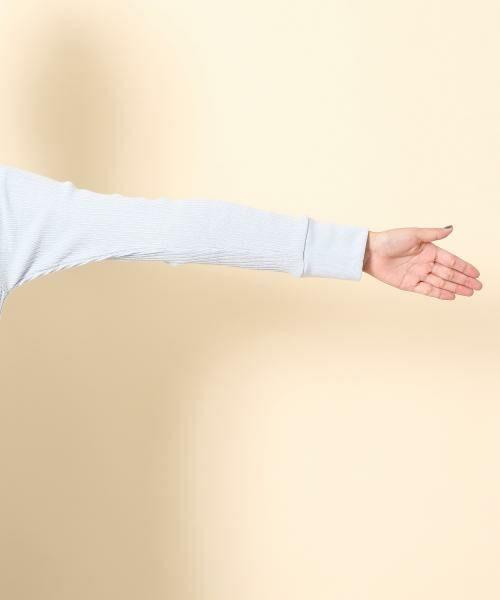 coen / コーエン カットソー | 【新色登場】サーマルクルーネックカットソー | 詳細16