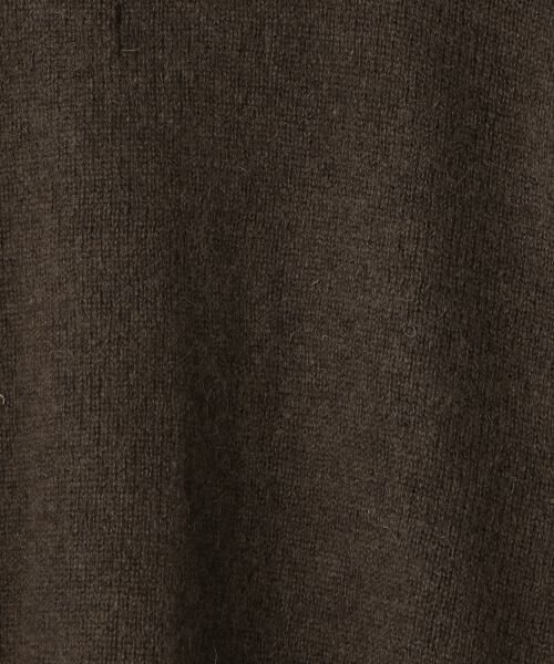 coen / コーエン カーディガン・ボレロ | 【大人気追加生産・『LEE』『リンネル』11月号掲載】ラムウールロングニットカーディガン | 詳細12