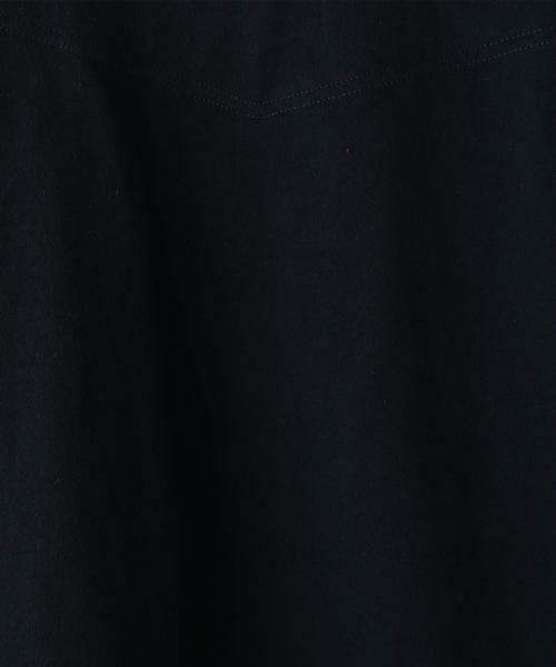 coen / コーエン カットソー | ボートネック肩ボタンソリッドカットソー | 詳細15