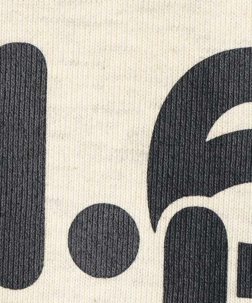 coen / コーエン スウェット | 【1M】ビッグロゴプリントスウェット | 詳細2