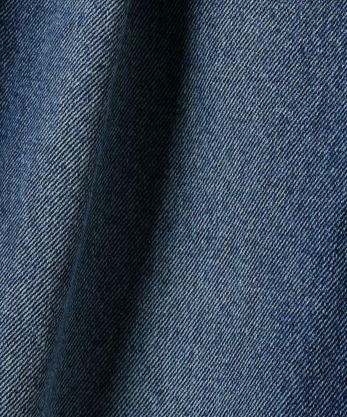 coen / コーエン デニムパンツ | 【大人気・追加生産】フロントタックキャロットデニムパンツ | 詳細10