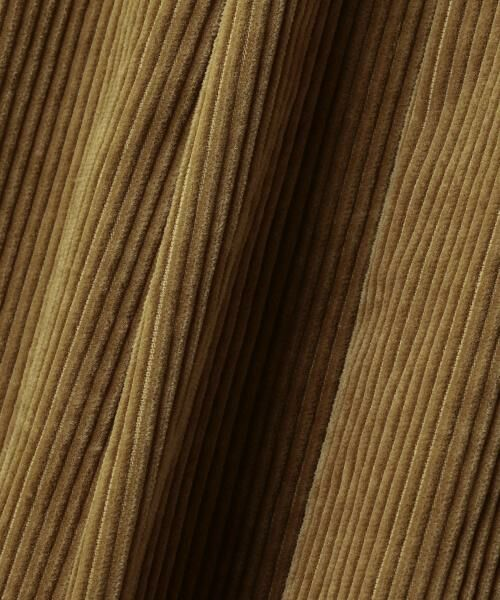 coen / コーエン ロング・マキシ丈スカート | コーデュロイボリュームロングスカート | 詳細13
