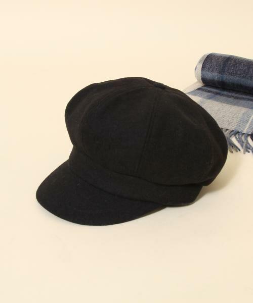 coen / コーエン ハンチング・キャスケット・ベレー帽 | メルトンキャスケット | 詳細1