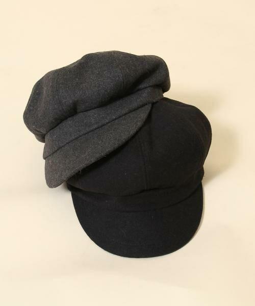 coen / コーエン ハンチング・キャスケット・ベレー帽 | メルトンキャスケット | 詳細3