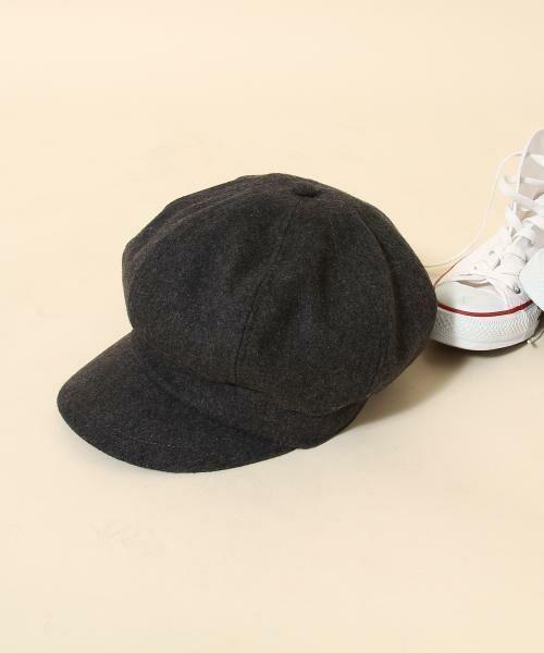 coen / コーエン ハンチング・キャスケット・ベレー帽 | メルトンキャスケット | 詳細5