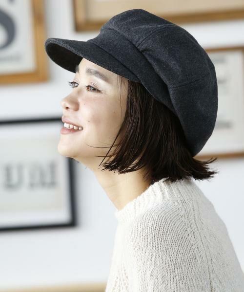 coen / コーエン ハンチング・キャスケット・ベレー帽 | メルトンキャスケット | 詳細8