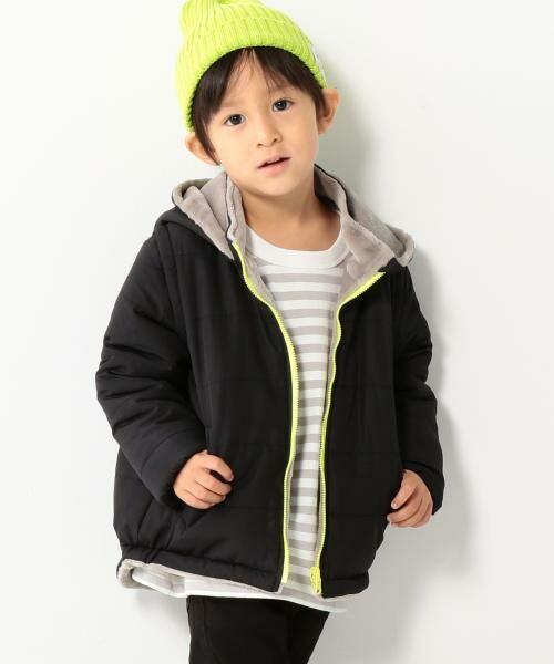【coen キッズ / ジュニア】8WAY 中綿 ジャケット/ブルゾン/コート(100~150cm)