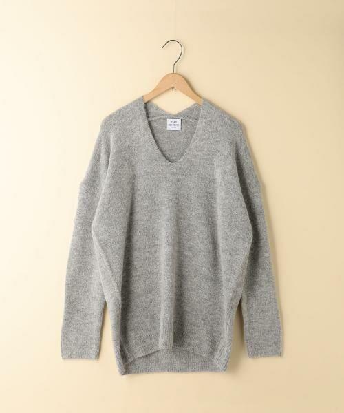 coen / コーエン ニット・セーター | 【手洗いできる】マイルドネスコクーンニットプルオーバー | 詳細1