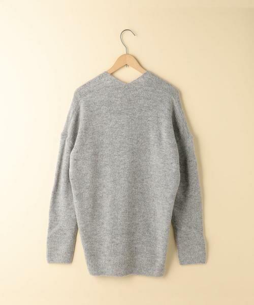 coen / コーエン ニット・セーター | 【手洗いできる】マイルドネスコクーンニットプルオーバー | 詳細2