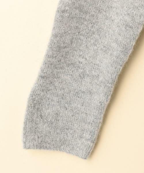 coen / コーエン ニット・セーター | 【手洗いできる】マイルドネスコクーンニットプルオーバー | 詳細4