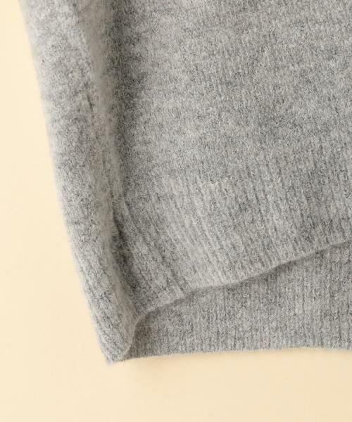 coen / コーエン ニット・セーター | 【手洗いできる】マイルドネスコクーンニットプルオーバー | 詳細5
