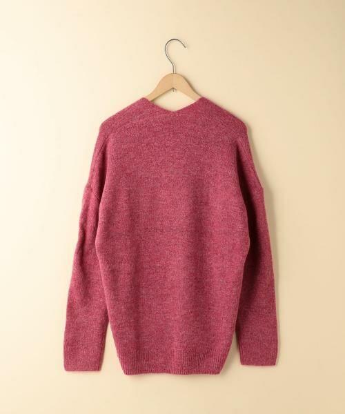 coen / コーエン ニット・セーター | 【手洗いできる】マイルドネスコクーンニットプルオーバー | 詳細10
