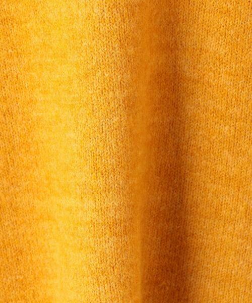 coen / コーエン ニット・セーター | 【手洗いできる】マイルドネスコクーンニットプルオーバー | 詳細19