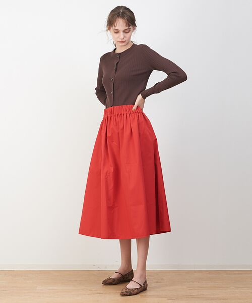 collex / コレックス スカート   2WAYミモレスカート【予約】   詳細1