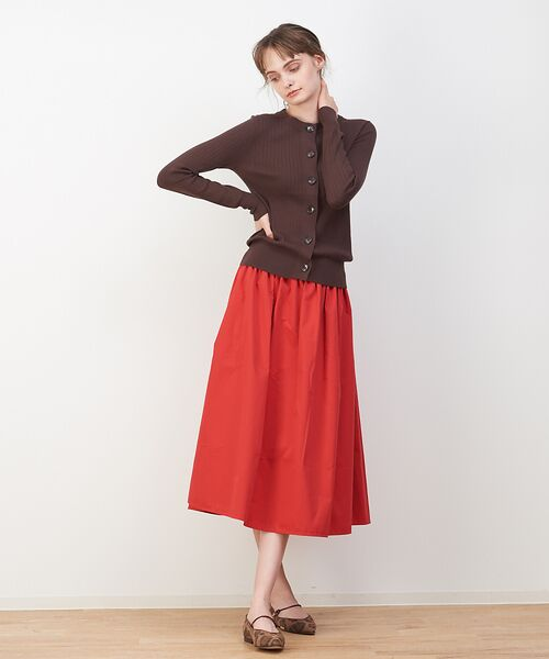 collex / コレックス スカート   2WAYミモレスカート【予約】   詳細2