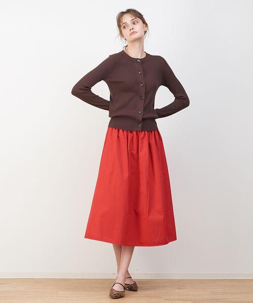 collex / コレックス スカート   2WAYミモレスカート【予約】   詳細3