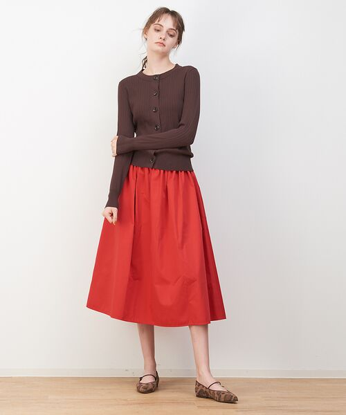 collex / コレックス スカート   2WAYミモレスカート【予約】   詳細4