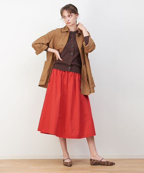collex / コレックス スカート   2WAYミモレスカート【予約】   詳細5