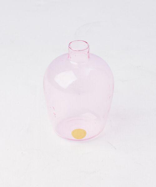 collex / コレックス インテリア・インテリア雑貨   【Hubsch/ヒュプシュ】 カラーガラスフラワーベースEGG   詳細3
