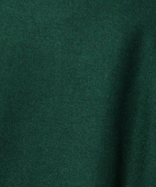 COMME CA / コムサ テーラードジャケット | ストレッチフラノテーラードロングジャケット | 詳細10