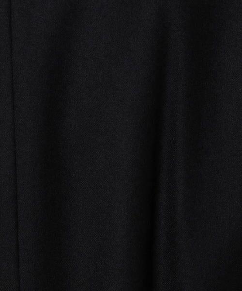 COMME CA / コムサ テーラードジャケット | ストレッチフラノテーラードロングジャケット | 詳細11