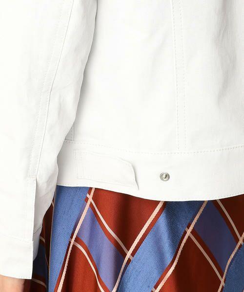 COMME CA / コムサ テーラードジャケット | 2WAY リネンシャツジャケット | 詳細7