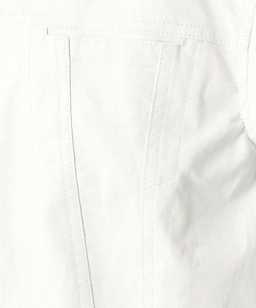 COMME CA / コムサ テーラードジャケット | 2WAY リネンシャツジャケット | 詳細9