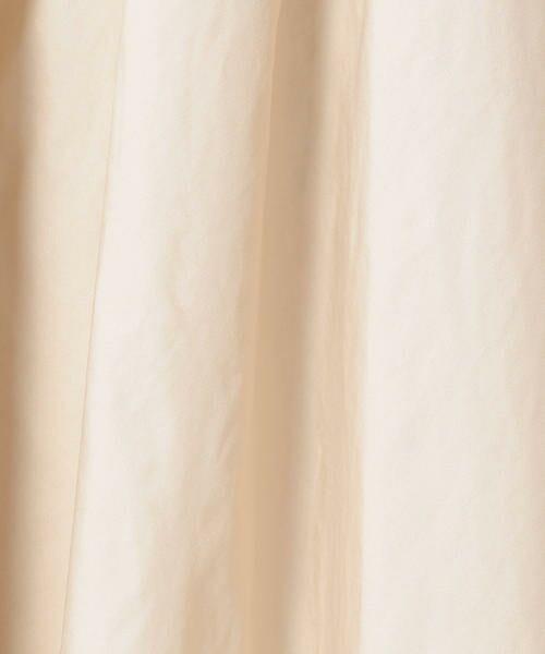 COMME CA / コムサ ロング・マキシ丈ワンピース | ギャザーフレアスカート | 詳細1