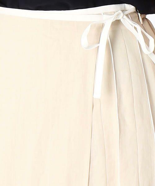COMME CA / コムサ ミニ・ひざ丈スカート   ラミー デザインスカート   詳細1