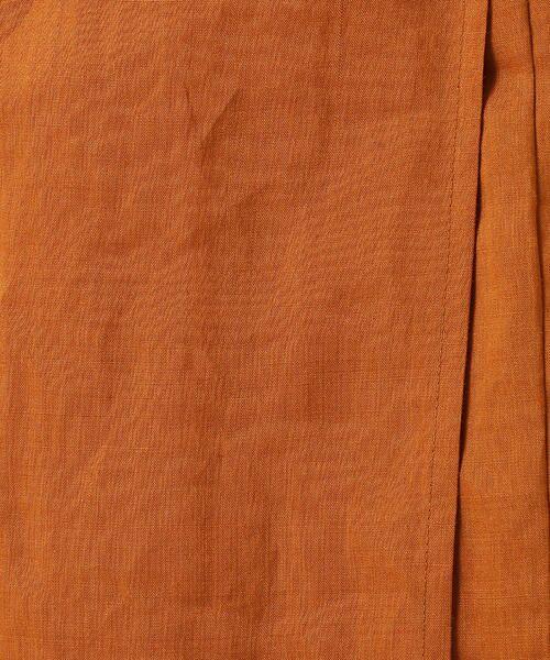 COMME CA / コムサ ミニ・ひざ丈スカート   ラミー デザインスカート   詳細8