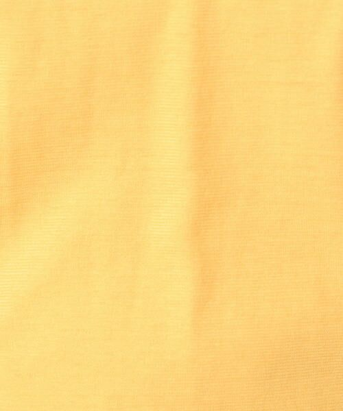 COMME CA / コムサ Tシャツ | ハイツイスト天竺 Tシャツ | 詳細3