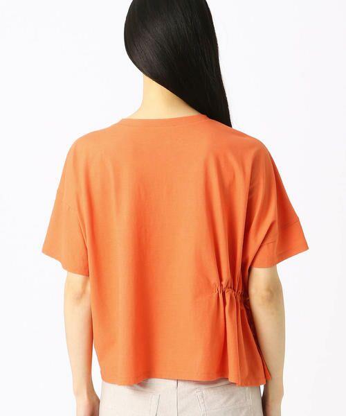 COMME CA / コムサ Tシャツ | ハイツイスト天竺 Tシャツ | 詳細6