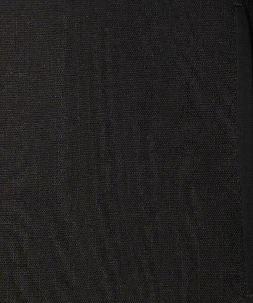 COMME CA / コムサ ノーカラージャケット | ストレッチノーカラージャケット | 詳細11