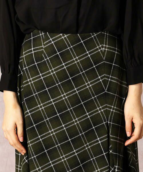COMME CA / コムサ ロング・マキシ丈スカート   2WAY ストレッチ スカート   詳細4