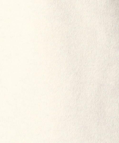COMME CA / コムサ その他アウター | アンゴラショートフリース スタンドカラーコート | 詳細10