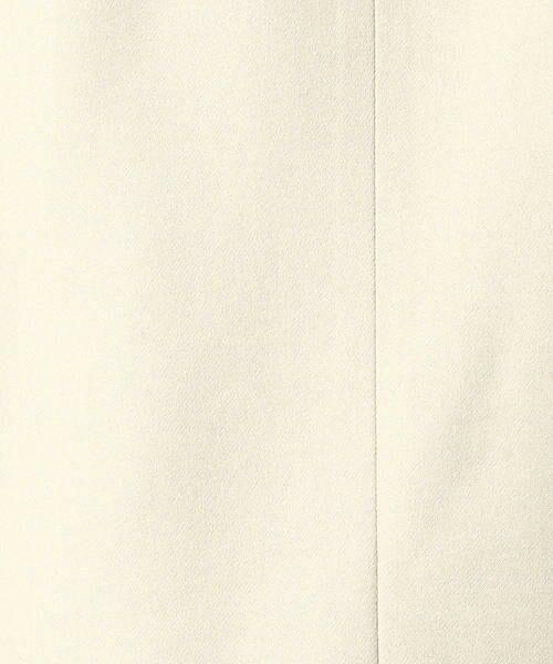 COMME CA / コムサ ブルゾン   ストレッチフラノショート丈ブルゾン   詳細9